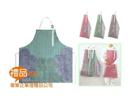 日式可擦手圍裙