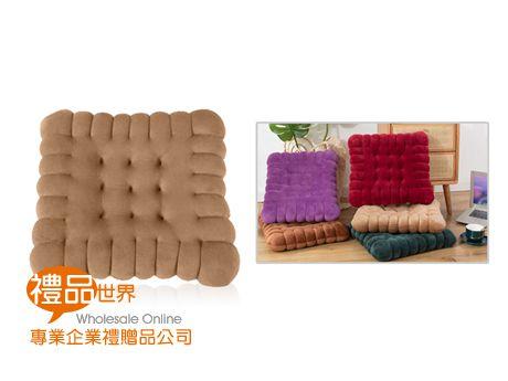 趣味餅乾造型坐墊