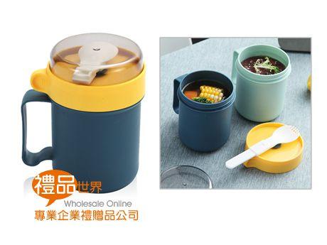 日式雙色湯杯500ml