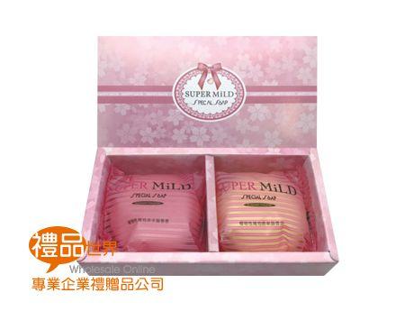 SUPER MILD羊脂皂禮盒2入組