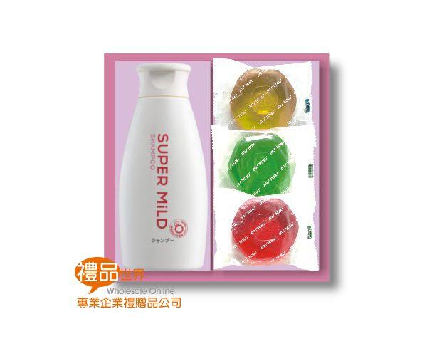 SUPER MILD精油皂沐浴4件組
