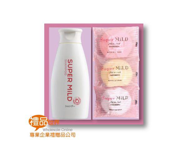 SUPER MILD羊脂皂沐浴4件組(A)