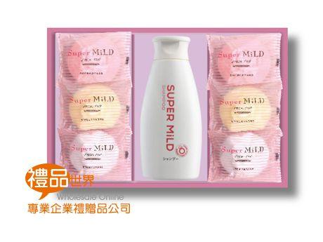 SUPER MILD羊脂皂沐浴7件組
