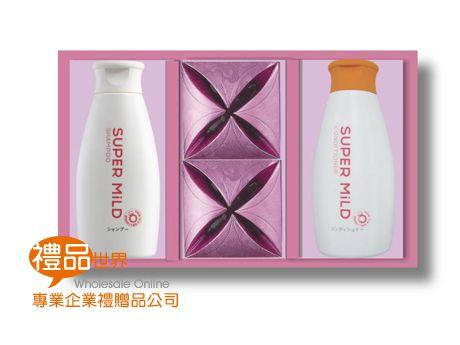 SUPER MILD羊脂皂沐浴4件組(B)