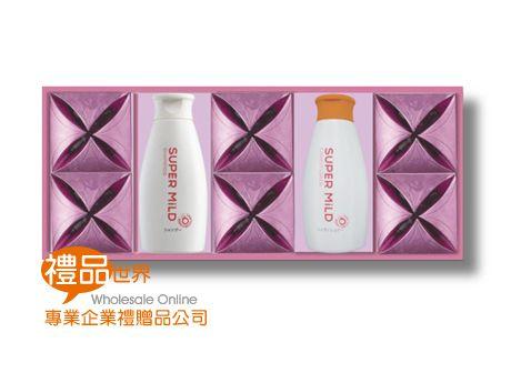 SUPER MILD羊脂皂沐浴8件組(A)