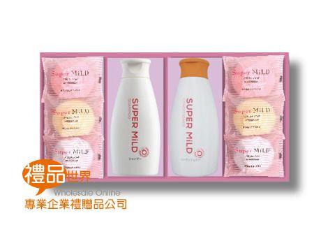 SUPER MILD羊脂皂沐浴8件組(B)