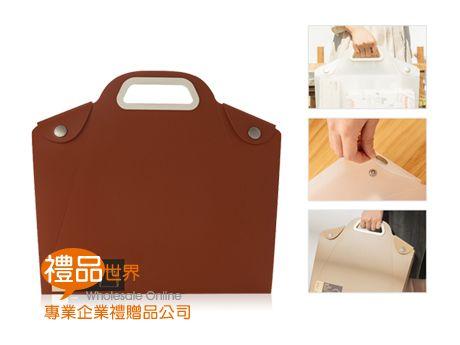簡約手提文件資料袋(A4)