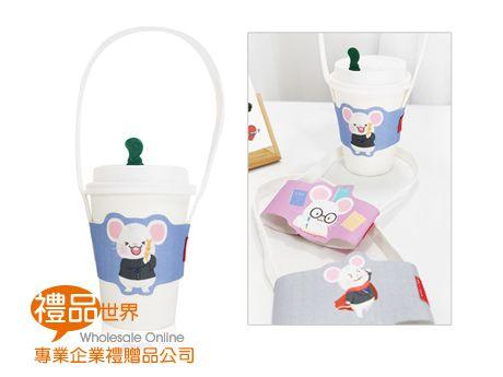 客製化造型飲料杯袋