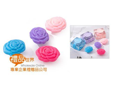 玫瑰造型香皂