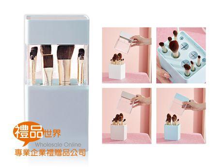 簡約化妝刷收納盒