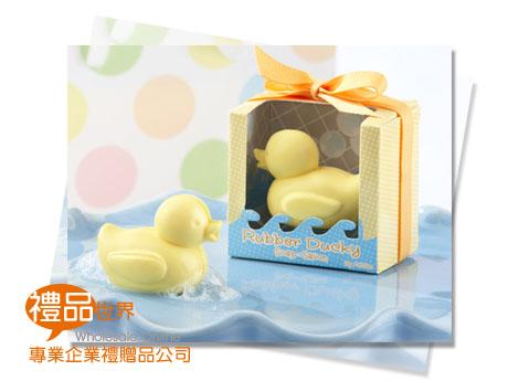 迷你小鴨造型香皂