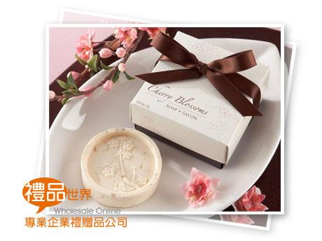 梅花造型香皂