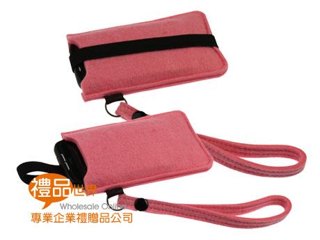 客製化毛氈布手機包