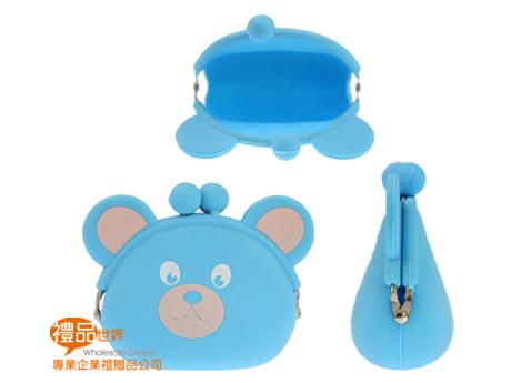 小熊造型零錢包