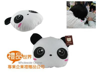 貓熊小抱枕