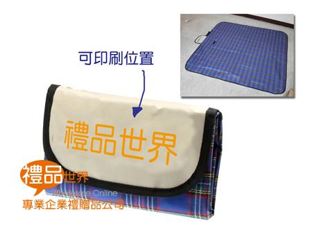 經典格紋野餐墊