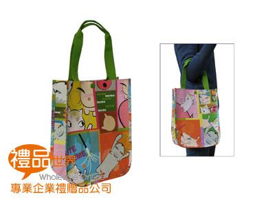 防潑水購物袋24*12*31