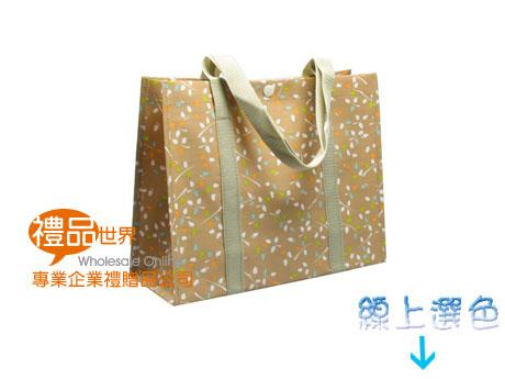 防潑水購物袋25*32*12