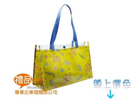 防潑水購物袋28x35x11cm