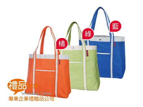 經典素面購物袋