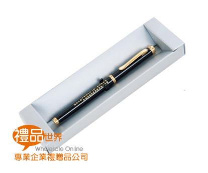黑亮2R鋼珠筆