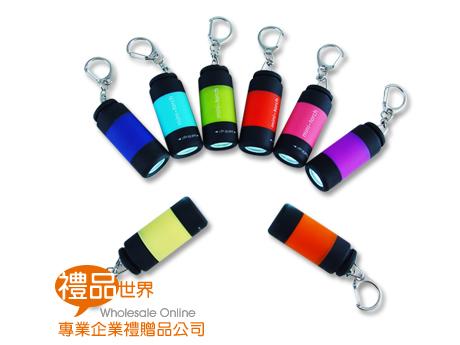 迷你USB充電手電筒