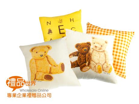 黃熊午安枕