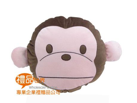 淘氣猴抱枕