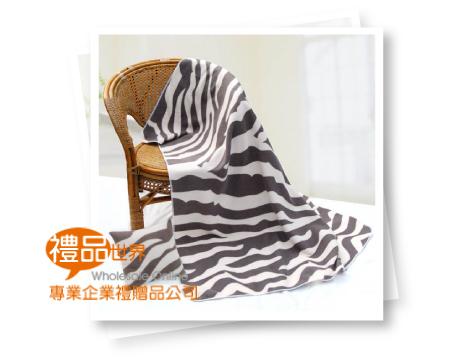 斑馬條紋毯4x5尺
