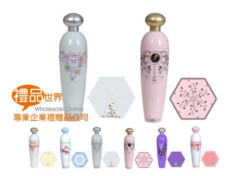 優雅香水瓶造型傘