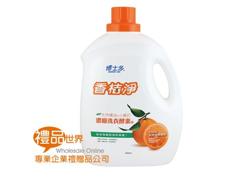 博士多濃縮洗衣酵素液4000ML