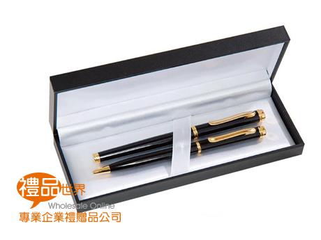 新款黑鉻對筆