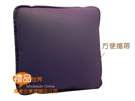 方形震動按摩枕