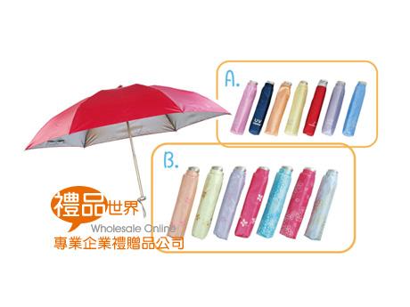 夏日戀曲超細折疊傘