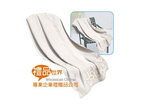 飛狼抗菌浴巾