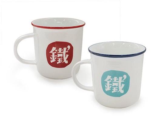 客製化搪瓷馬克杯