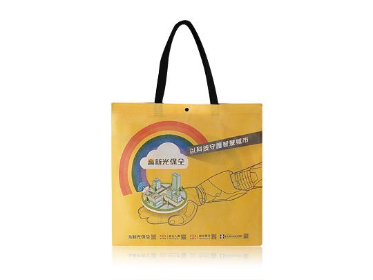 客製化彩色不織布購物袋